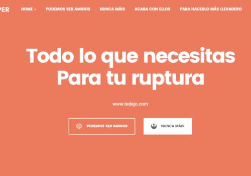 Te Dejo – Rupturas Online